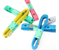 Wholesale Flexible Rule Professional Tailoring Tape Measure Sewing superior quality
