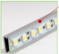 Wholesale Fedex Rigid Aluminum Led Strip Light V DC cm SMD5050 SMD pc For Cabin