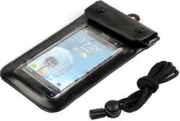 Mobile Phone Waterproof Cases MP5 4 3 Camera Floating Underwater Dry Pouch Waterproof Bag