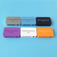 Wholesale Wireless bluetooth receiver THT change speaker to bluetooth speaker with retail box