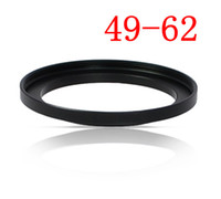 Wholesale freer shipping mm mm Step Up Lens Filter Ring Adapter fits filter hood flash