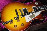 best mint tea - 2012 best china guitar Deluxe Model Reissue VOS Custom Shop Iced Tea lbs MINT