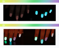 Pinks Nail Polish Gradient HK Post BK fluorescent polish nail oil 2013 glow in the dark, magnetic neon luminous art nailoil professional products