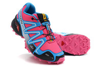 Wholesale New Arrival Salomon Running shoes Women Sport Running Shoes Women Sneake