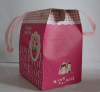 Wholesale Recycled Custom Printing Gift Paper Box Manufacturers for hello kitty