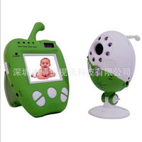 Wholesale Baby monitor inch LCD screen wireless baby monitors support music playback with night vision