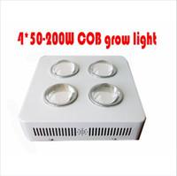 Wholesale 200W G3 PRO SERIES W COB LED grow Light band red blue orange white IR UV Hot selling years