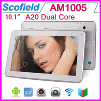 Wholesale 10 quot quot Inch Q8 Q88 AM1005 Android Tablet PC AllWinner A20 Dual Core Cortex A7 GB RAM GB ROM MP Carema HDMI