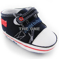 other Spring / Autumn Fabric Baby shoes baby toddler shoes soft sole baby Walkers Wear kids Casual Shoes boy and girl canvas shoes 30pairs lot