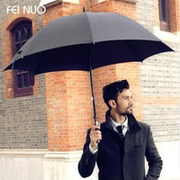 Wholesale Super cool EVA long handle GOLF Business Umbrella Men s fashion umbrella Rainny day umbrella