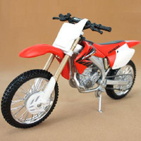 Wholesale 2013 Promotion Sale Red CRF450R Alloy Motorcycle Model