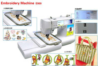 embroidery machine - ES900N Newly convenient Mini Domestic Embroidery Sewing Machine Single head embroidery machine