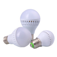 Wholesale Ultra Bright W W W Cool White Color E27 LED Power Light Lamp Bulb V AC L1130
