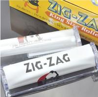 Acrylic acrylic machine - 5pcs Smoking Pipes mm Regular Cigarette Roller Manual Cigar Rolling Machine