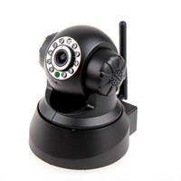 Wholesale 2014 HOT Network Monitoring System g Wifi Wireless IP Camera WiFi Internet Pan Tilt PTZ White Apexis IP Camera