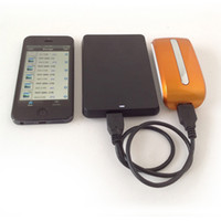 Wholesale Wireless Card Reader wireless card Wireless Router Power Bank with retail box Promtion
