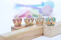 Wholesale Cross crown diamond dust plug hot sales of new mobile phone plug design
