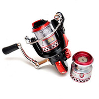 two-thread cup   HY2000 9BB+1RB Spinning Reel Two-thread cup Fishing Reel 5.2:1 drop shipping free shipping