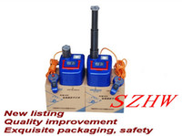 Wholesale DC12V Car electric hydraulic jack NE Min Max height MM top heavy KG for family car