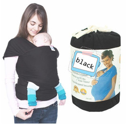 Wholesale New Moby Wrap NewBorn Baby and Infant Carrier Sling Comfort