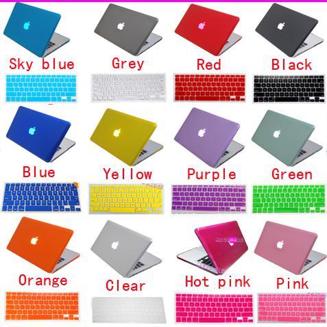 2017 Matte Transparent Hard Case Cover Shell Amp Keyboard