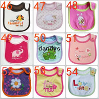 Wholesale Carters Baby bib Infant saliva towels carter s Baby Waterproof bib Carter Baby wear WZ13