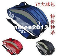 Wholesale best sale shoulder badminton bag sport backpack nice quality bag price