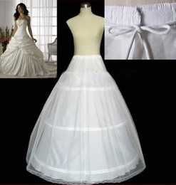 Wholesale 2013 Hot Sale Petticoats White Hoops Layer Wedding Dress Bridal Petticoat Underskirt Z301