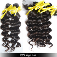 Wholesale A Virgin Human Hair Weft Brazilian Peruivan Russian Eurasian European Queen Hair China Years Experience Manufacture Hair Vendor