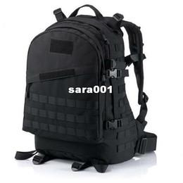 3D Assult Bag AIII Combat Backpack Laptop BAG Military Travelling Nylon Multi-purpose Free Shipping cheap military style laptop from military style laptop suppliers