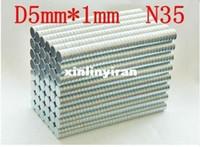 Wholesale super Powerful Industrial n35 NdFeB magnet Neodymium permanent Magnets mm