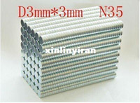 Wholesale N35 mm magnets