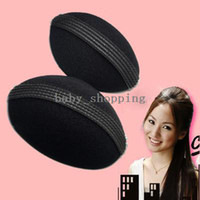 Wholesale Hair Tool Set Bump It Up Volume Velcro Base Hair Inserts Beehive Princess Design