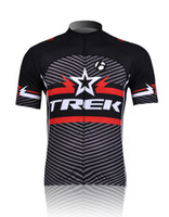 Wholesale Sports clothing Trek team cycling jersey short sleeve top shirt only Outdoor bike clothing High quality cycling wear cycling clothing