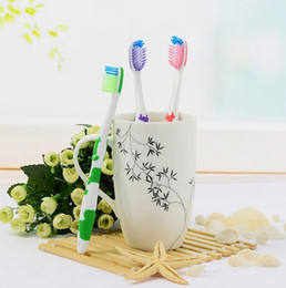 Wholesale Cute Cow Three Family Pack Toothbrush Soft Fine Hair Elasticity Gingival Protection Toothbrush