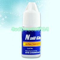 Nail Art 3D Decoration Nail Art Rhinestones  EG5416 Professional Pro Glue For French False Tips Acrylic Nail Art 3g