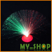 Wholesale LED Colorful Fiber Optic Night Light ZM0008