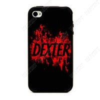 Wholesale Case for Iphone S TPUPCI4Z2976 Dexter Hard PC Back Soft TPU Edges Smart Cell Phone Cover Hottest New Arrival
