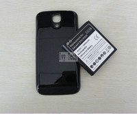 For Samsung galaxy s battery - For Samsung Galaxy s IV I9500 Extended Battery With Back Cover I9500 batteries mAh