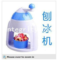 Air Cooling ice shaving machine - Household manual Ice shaving machine