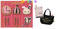 Wholesale cute San X bookmark clip memo clip Paper Clip Fashion Korean Style bookmark