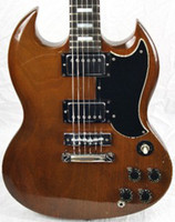 Solid Body 6 Strings Mahogany best china guitar Deluxe Model USA SG Standard Electric Guitar w OHSC