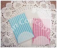 Wholesale Food Baking Cake Packing Favors Plastic Bag with self adhesive seal and printed CP0001