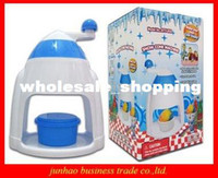 Wholesale Mini Block Shaving Machine Ice Crusher Household Shaved Manual Operation Ice Machine Ice Cream