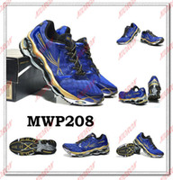 Hot selling men's women's Wave Prophecy 2 running shoes new ...