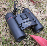 Wholesale Two Pairs Of Binoculars x60 Night Vision Zoom Folding Infrared