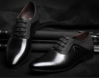 Wholesale fashion mens leather shoes wedding shoes for men new style men s dress shoes