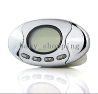Wholesale 2 in Pedometer with Fat Calorie Analyzer And Alarm KM