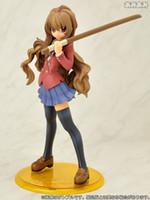 Finished Goods scale model figures - Toradora Aisaka Taiga scale PVC Action Figure Model Toy SGFG042