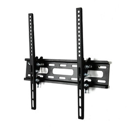 Wholesale HM003T Black Angle Free Tilt Flat Panel TV Wall Mount Bracket NO15